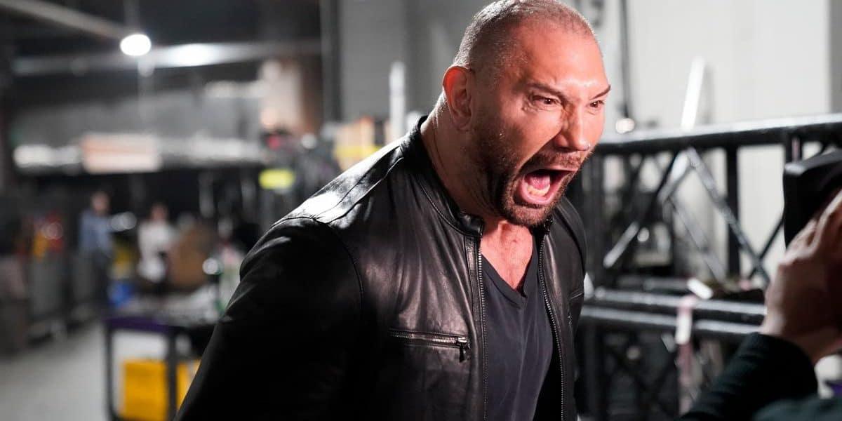 WWE: Batista non è contento della gestione di Asuka