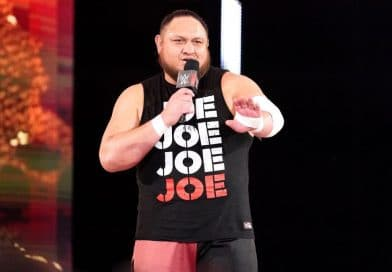 WWE: Samoa Joe insisteva per tornare sul ring