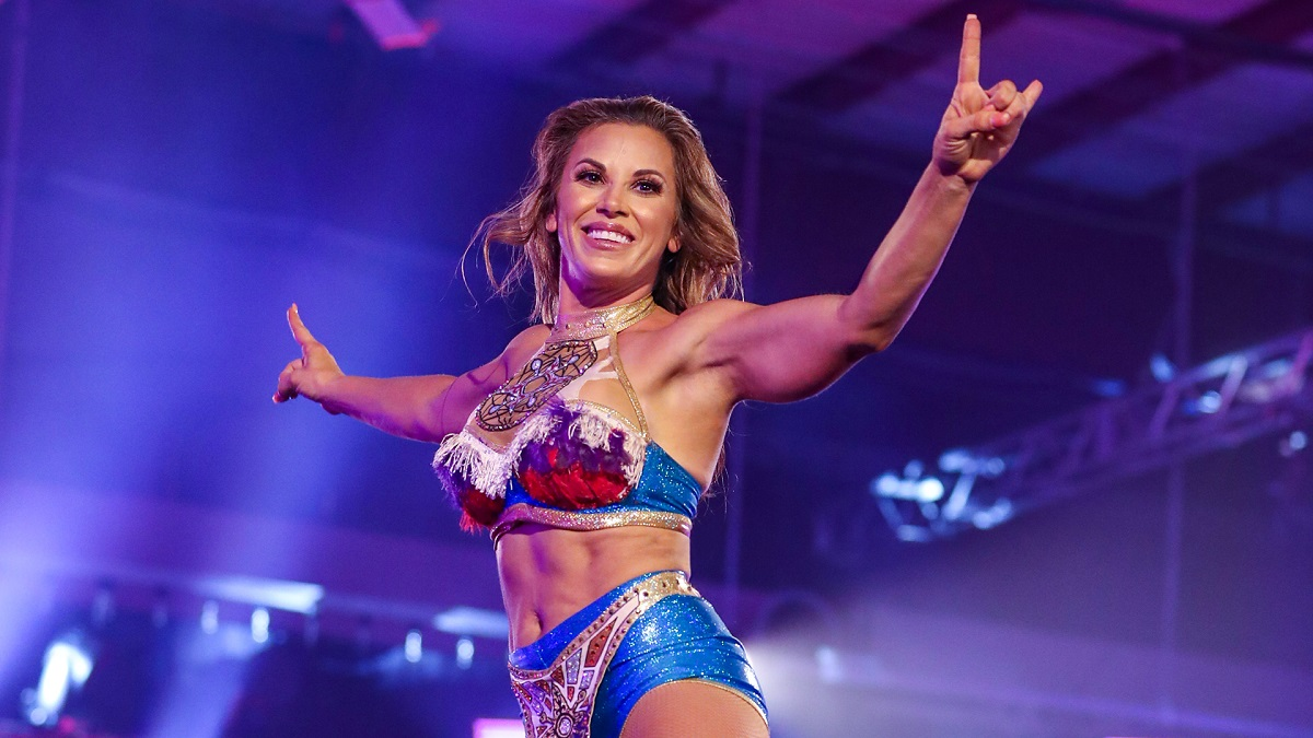 Mickie James On Why She Will Not Wrestle On NWA All Women's PPV