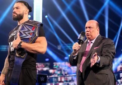 """Paul Heyman: """"A WrestleMania 38 sarà ancora Roman Reigns il campione Universale"""""""