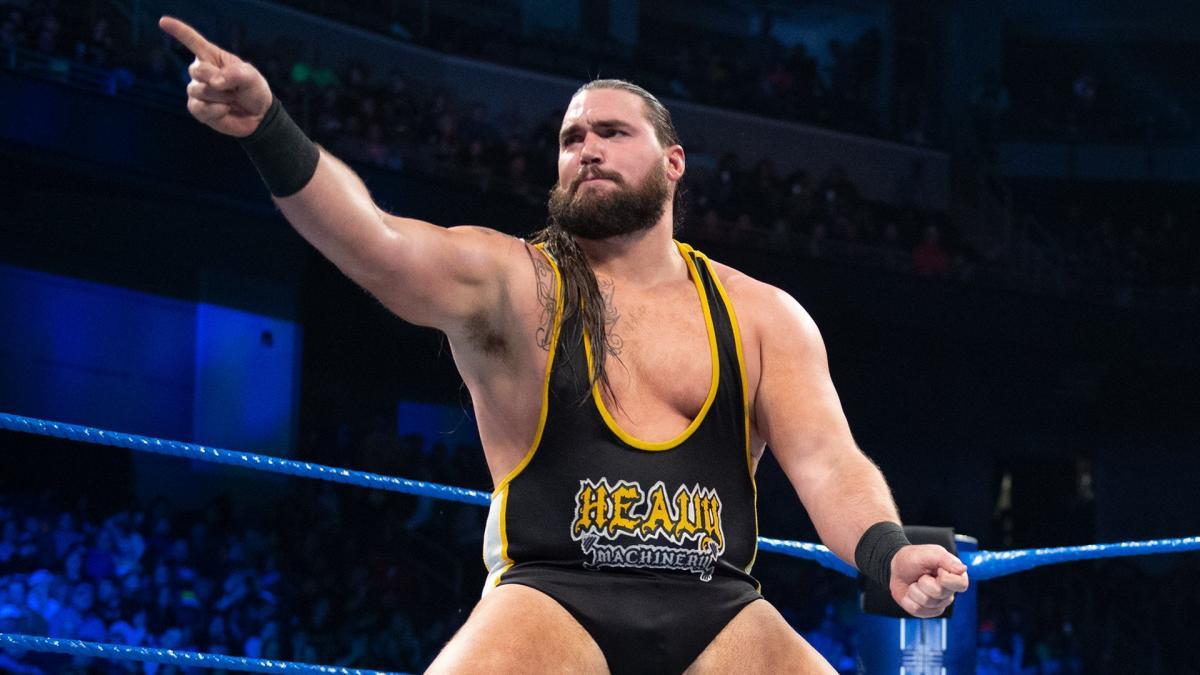 WWE: Tucker si sfoga dopo il suo rilascio