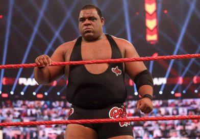 WWE: Dettagli sullo status di Keith Lee (11 maggio)