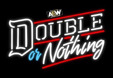 AEW: Importante match aggiunto alla card di Double or Nothing 2021
