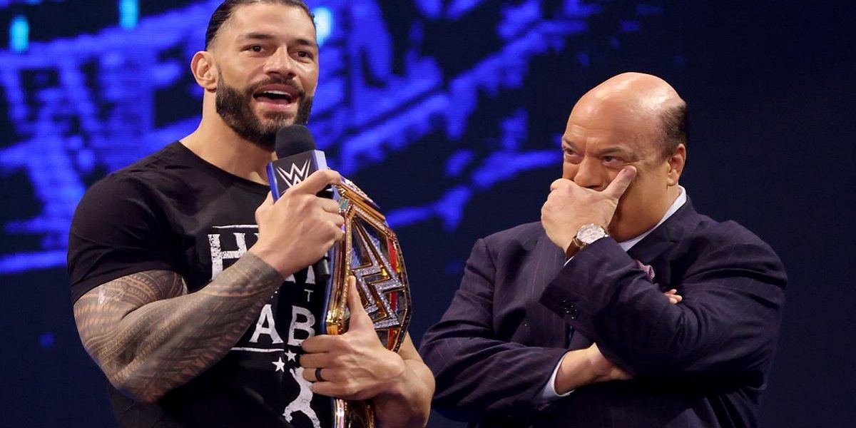 WWE: Perchè Roman Reigns non ha interesse per la AEW?