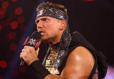 WWE: Incredibile cambiamento fisico per The Miz in soli tre mesi *FOTO*