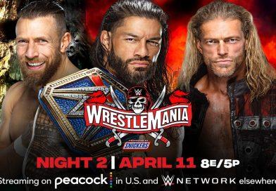WWE: Chi ha prodotto il match tra Roman Reigns, Edge e Daniel Bryan?