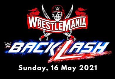 WWE: Rivelato un match titolato per WrestleMania Backlash 2021 *RUMOR*