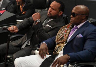 WWE: Bobby Lashley parla di un eventuale ritorno dell'Hurt Business