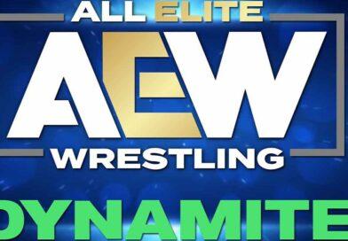 AEW: Ascolti mostruosi per Dynamite, sopra il milione