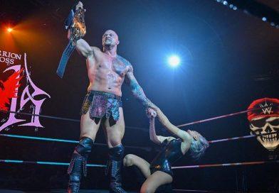 "Karrion Kross: ""Voglio far ritirare John Cena"""