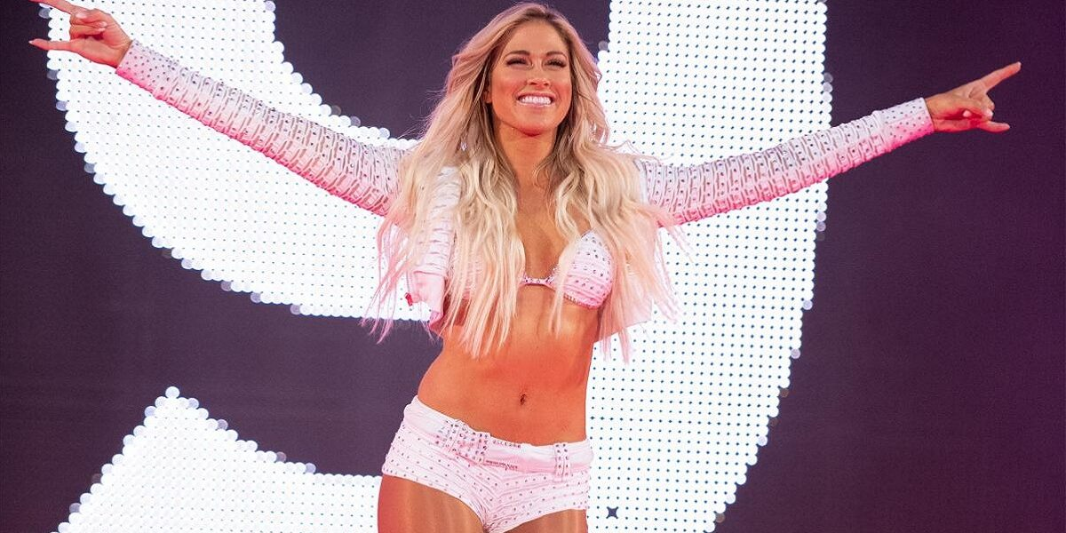 WWE: Kelly Kelly voleva essere heel ma Vince McMahon bloccò tutto