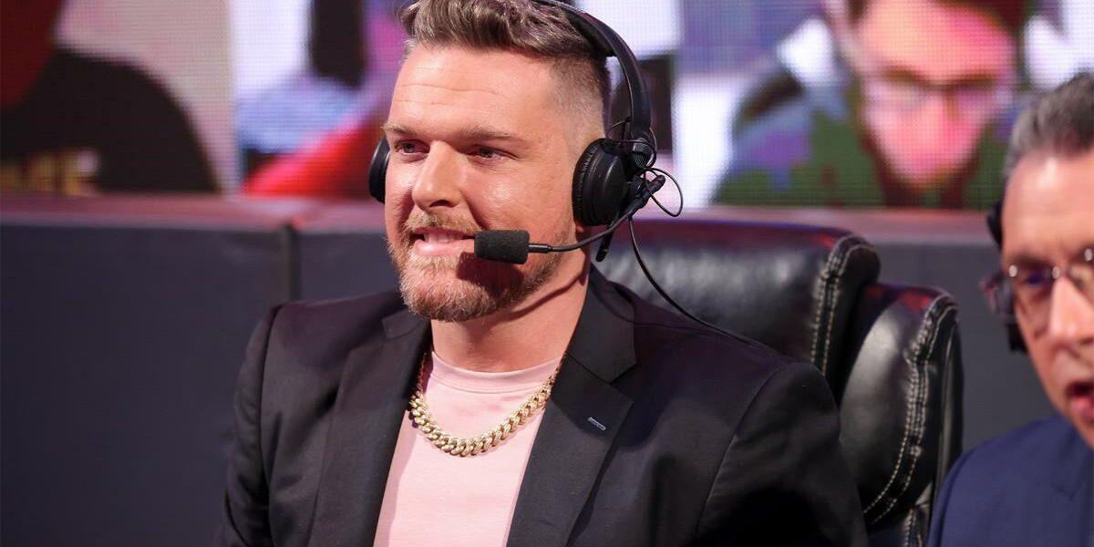 WWE: Dettagli sul nuovo ruolo di Pat McAfee