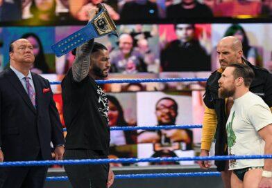 WWE: Daniel Bryan non è stato mai considerato il numero uno come Roman Reigns