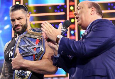 WWE: Paul Heyman lancia un open challenge a nome di Roman Reigns