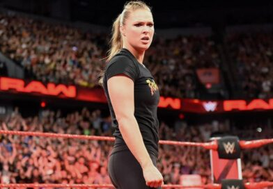 BREAKING NEWS: Ronda Rousey è incinta
