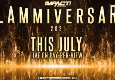 IMPACT WRESTLING: Importantissimo match annunciato per Slammiversary