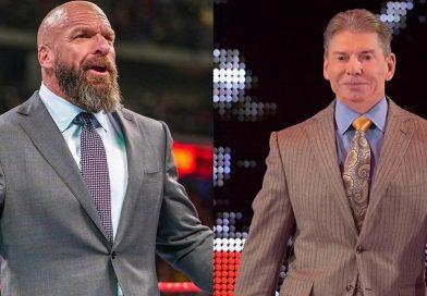 WWE: Svelati alcuni particolari inediti sul rapporto tra Vince McMahon e Triple H