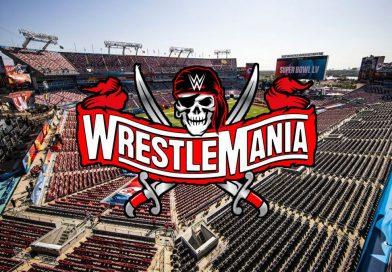 WWE: Un fan che ha partecipato a WrestleMania 37 è risultato positivo al COVID-19