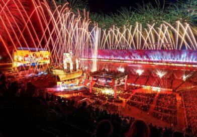 WWE: WrestleMania sarà sempre divisia in due serate