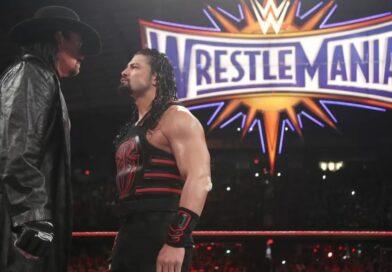 """The Undertaker: """"Sapevo benissimo di non essere in forma per WrestleMania 33"""""""
