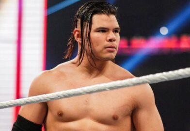 WWE: Humberto Carrillo rompe il silenzio dopo quanto visto a Raw