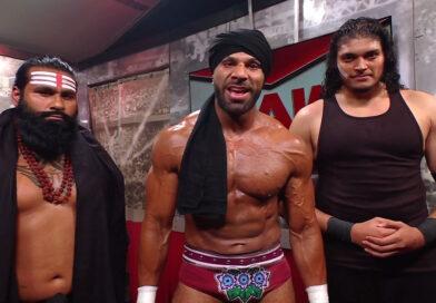 WWE: Vince Russo difende Jinder Mahal