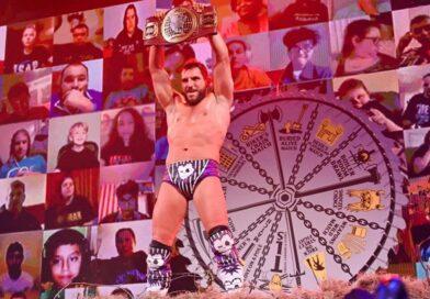 WWE: Johnny Gargano difenderà il titolo Nordamericano nella prossima puntata di NXT