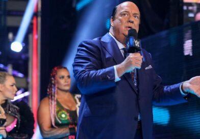 WWE: Paul Heyman voleva una Superstar della AEW come avversario di Brock Lesnar