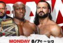 Report: WWE Raw 10-05-2021 (ultima fermata prima di WrestleMania Backlash)