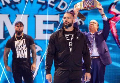 WWE: Roman Reigns avrà vita facile a Hell in a Cell
