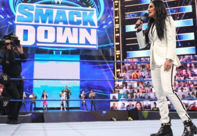 WWE: Scintille tra Sonya Deville e Charlotte Flair