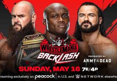 WWE: Chi è il favorito tra Bobby Lashley, Drew McIntyre e Braun Strowman?