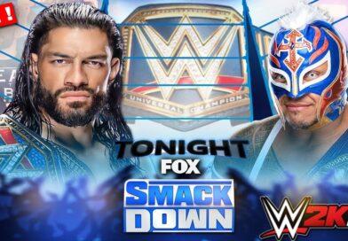 WWE: Importanti aggiornamenti su Roman Reigns vs. Rey Mysterio