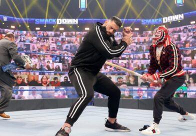 WWE: Svelato il motivo per il quale Rey Mysterio affronterà Roman Reigns
