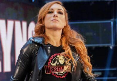 WWE: Becky Lynch era presente nel backstage di Smackdown