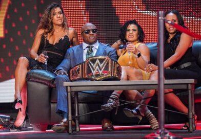 WWE: Bobby Lashley non chiude la porta alle MMA