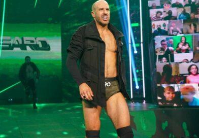 WWE: Il push di Cesaro potrebbe essere concluso