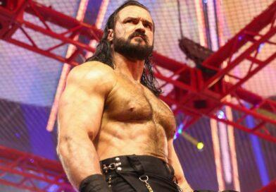 WWE: Drew McIntyre vuole un nuovo feud con Roman Reigns