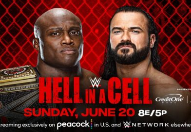 WWE: Bobby Lashley parla del match di Hell in a Cell