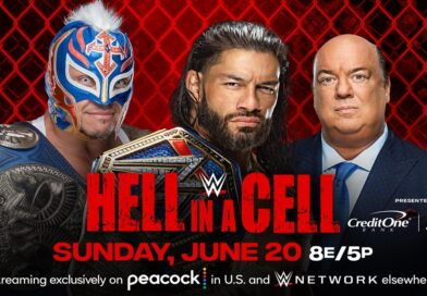 WWE BREAKING NEWS: L'Hell in a Cell tra Roman Reigns e Rey Mysterio si terrà a Smackdown