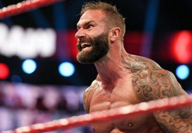 WWE: Jaxson Ryker vuole vincere il titolo degli Stati Uniti