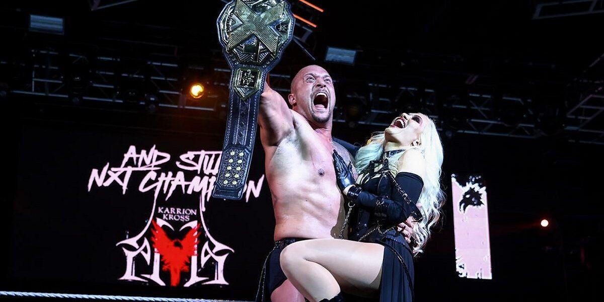 WWE: Annunciato il debutto di Karrion Kross nel Main Roster
