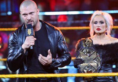 WWE: Brutte notizie per Karrion Kross
