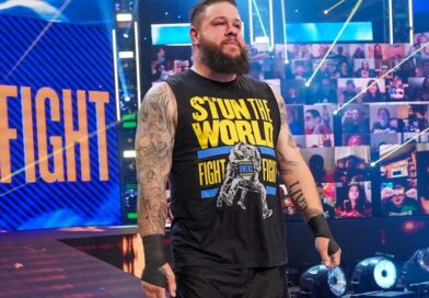 WWE: Kevin Owens si prende una pausa dal wrestling