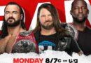 Report: WWE Raw 14-06-2021 (ultima fermata prima di Hell in a Cell)