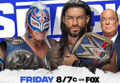 WWE: Risultati WWE Smackdown 18-06-2021 (Hell in a Cell Match Roman Reigns vs. Rey Mysterio)