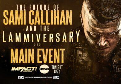 IMPACT WRESTLING: Risultati Impact 17-06-2021 (quale futuro per Sami Callihan?)