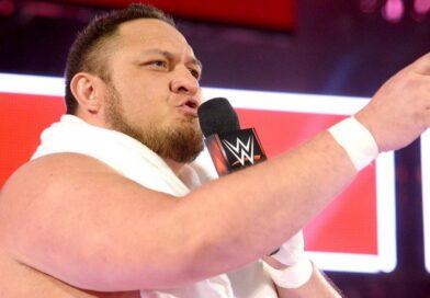 WWE: Come e quando Samoa Joe si è infortunato