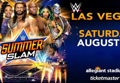 WWE: Perchè SummerSlam si terrà a Las Vegas?