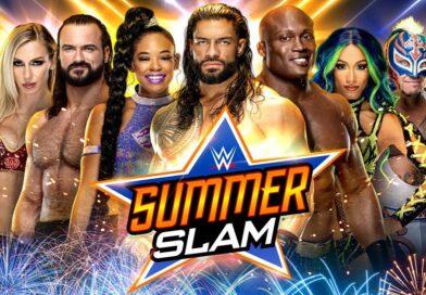 WWE: Card aggiornata (31 luglio) di SummerSlam 2021